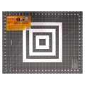 "Fiskars base de corte 18"" x 24"" (plegable)"