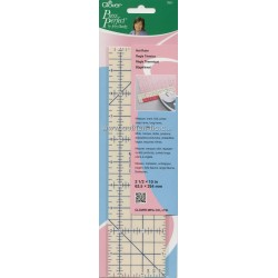 "Clover ""Press Perfect Hot Ruler 2 1/2"" x 10"""