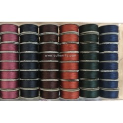Seleccion 6 Canillas Super Bobs Bottom Line - Colores Basicos II