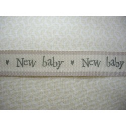 Cintas Stamp Writting Baby 3235
