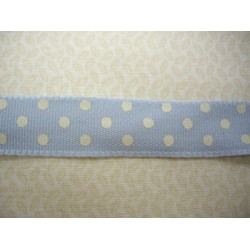 Cinta Dotty Ribbon Light Blue 3075
