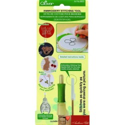 Clover Aguja Punchneedle 8800