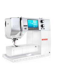 Bernina 570 EQ (Quilter's Edition) con BSR