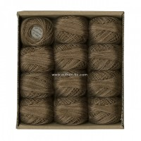 Valdani Mouline 27,43 mt 3 cabos  Muddy Bark Color O196 (Precio unitario)