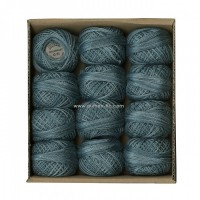 Valdani Mouline 27,43 mt 3 cabos Tealish Blue Color O31 (Precio unitario)