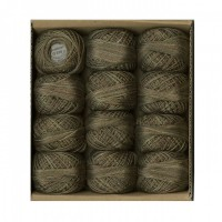 Valdani Mouline 27,43 mt 3 cabos Dusty Leaves Color O518 (Precio unitario)