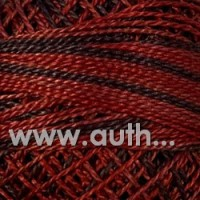 Valdani Mouline 27,43 mt 3 cabos  Cherry Basket Color O523 (Precio unitario)