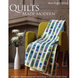 Libro Quilts Made Modern
