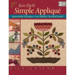 Libro kim Diehl Simple Applique