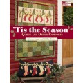 Libro Tis the Season by Jeanne Large and Shelley Wicks R