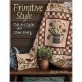 Libro Primitive Style by Jenifer Gaston
