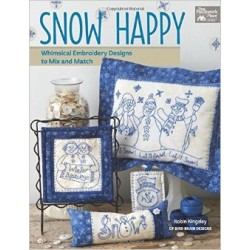 Libro Snow Happy by Robin Kingsley