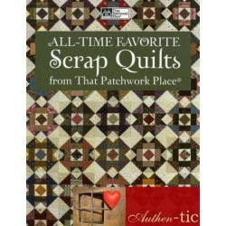 Libro All Time Favorite Scrap Quitls from That Patchwork Place