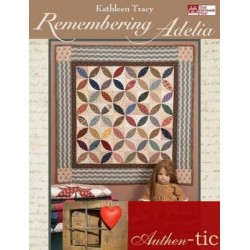 Libro Remembering Adelia by Kathleen Tracy