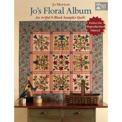 Libro Jo's Floral Album by Jo Morton