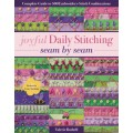 Libro Joyful Daily Stitching Seam by Seam by Valerie Bothell