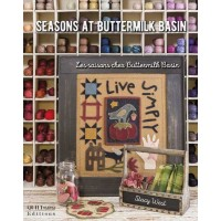 Libro Quiltmania - Seasons at Buttermilk Basin - Stacy West