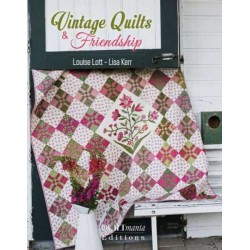 Libro Quiltmania Vintage Quilts and Friendship - Louise Lott and Lisa Kerr