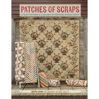 Martingale Patches of Scraps Edyta Sitar