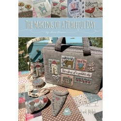 Libro The Making Of A Peaceful Day (DISPONIBLE MITAD JULIO 2020)