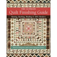 Libro The Ultimate Quilt Finishing Guide
