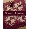 Libro Martingale Vintage Treasures by Pam Buda
