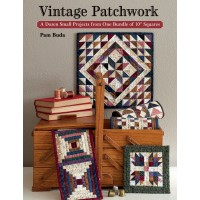 Martingale Vintage Patchwork by Pam Buda