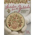 Libro Stitches from the Yuletide - Kathy Schmitz
