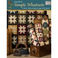 Libro Kim Diehl Simple Whatnots - A Batch of Satisfyingly Scrappy Little Quilts