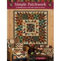 Libro Simple Patchwork by Kim Diehl