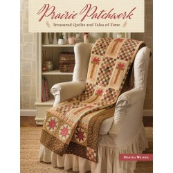 Libro Prairie Patchwork by Martha Walker
