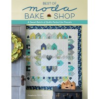Libro Martingale Best of Moda Bake Shop (PREVENTA HASTA 5 de JULIO)