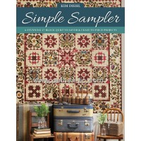 Libro Martingale Simple Sampler by Kim Diehl (PREVENTA HASTA 5 de AGOSTO)