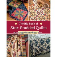 Libro Martingale The Big Book of Star-Studded Quilts