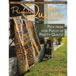 Primitive Quilts & Projects/ Fall 2017