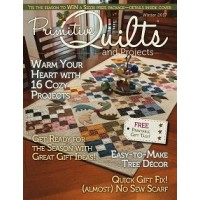 Primitive Quilts & Projects/ Winter 2017