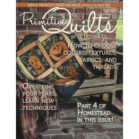 Primitive Quilts & Projects Fall 2019