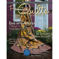 Primitive Quilts & Projects/ Spring 2016