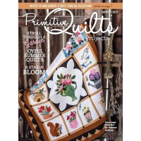 Primitive Quilts & Projects Summer 2021