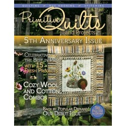 Primitive Quilts & Projects/ Summer 2016