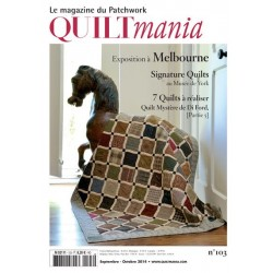 Revista Quiltmania nº 103