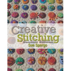 Libro Creative Stitching by Sue Spargo