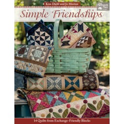 Libro kim Diehl and Jo Morton Simple Friendship