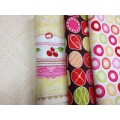 Bundle Delicious Wishes (60 cm + 3 Fat Quarters)