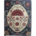 "Authentic mystery quilt Invierno 2016 Patron digital mistery ""Dresden Garden"""