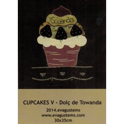 Eva Gustems Kit Cupcake V Dolç de Towanda