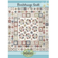 Heartstrings Quilt by Natalie Bird