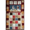 Authentic quilt de Navidad (patron digital)