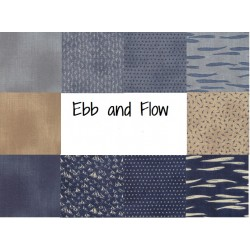 Moda Ebb and Flow Bundle 10 FQ