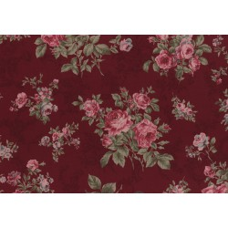 Lecien Floral Collection Antique Rose Spring 2015 31148-30